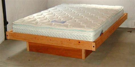 Platform Bed Woodworking Plans Diy Build A Platform Bed Frame Plans Woodworking Projects