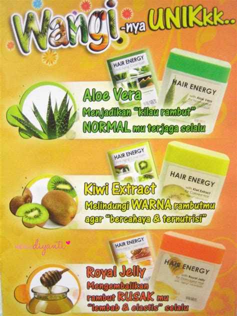 jual makarizo hair energy 30gr anneui shop