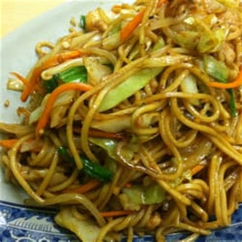 House Chow Mein by Image Gallery House Special Chow Mein