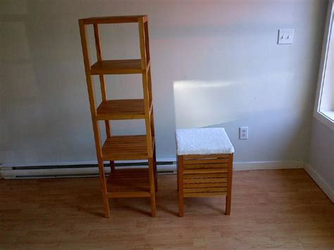 Ikea Molger Shelf by Ikea Quot Molger Quot Shelf And Bench Set Saanich