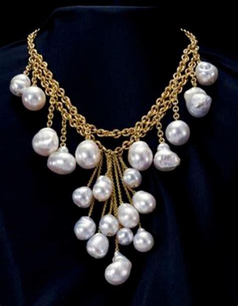 baroque pearl necklace jewelry ii baroque
