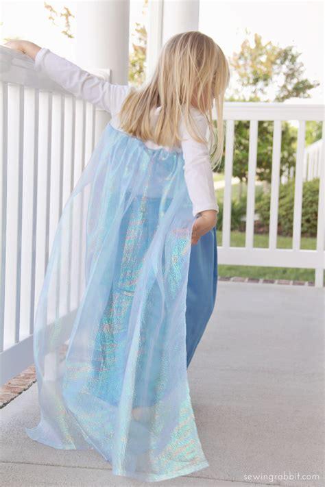Handmade Elsa Costume - 25 creative diy costumes for