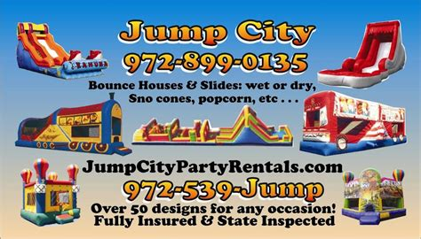 bounce house rental prices jump city bounce house prices