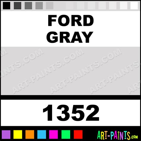 ford blue tractor paint code