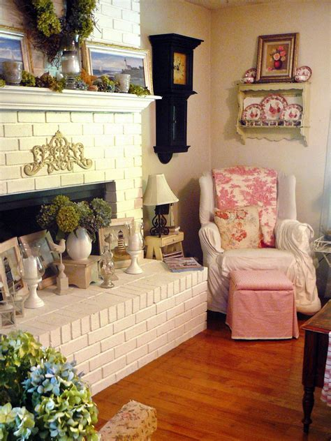 shabby chic living room decor shabby chic living rooms living room and dining room