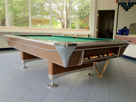 fischer pool table for sale