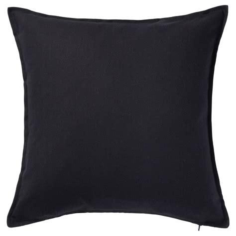 and black cushions avsiktlig cushion black white 30x60 cm ikea