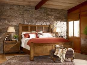 Bedroom rustic bedroom ideas rustic bedroom ideas with stone wall