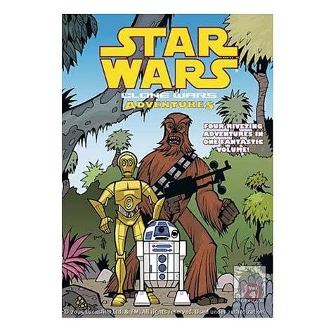 Wars Vol 4 A Shattered Graphic Novel Buruan Ambil wars clone wars adventures volume 4 wars graphic novels at