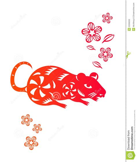 new year year of the rat 2014 year of rat stock photo image 22299250
