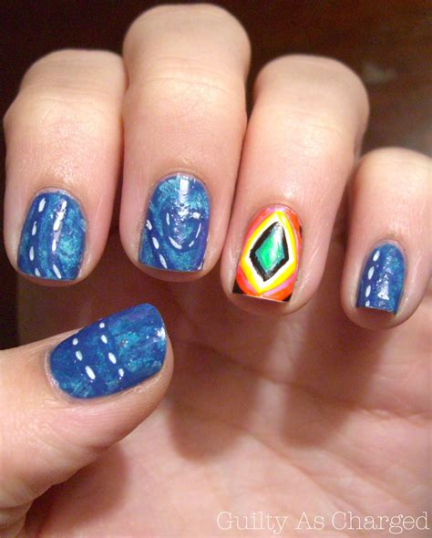 Kelsie S Nail Files Tutorial Guilty As Charged Kelsie S Nail Files Contest Entry