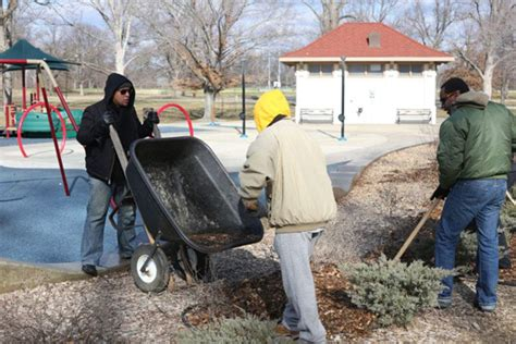 Banisa Martin martin luther king jr day of service the voice tribune