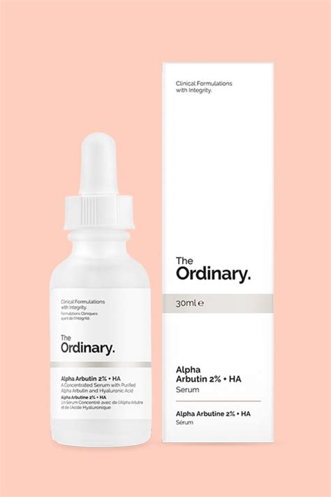 Alpha Arbutin 2 Ha 30ml 1 the best and worst skincare products from the ordinary beautyeditor