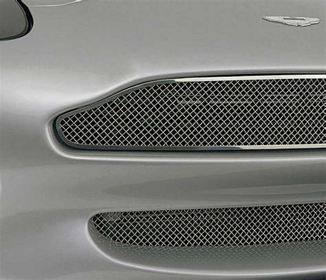 aston martin grill upgrades