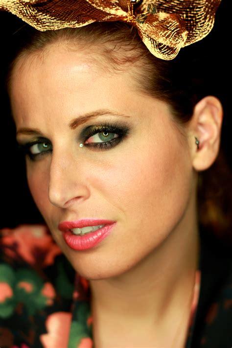 clio makeup tutorial eyeliner nero kone žymiausia italų makiažo blogerė clio zammatteo swo lt