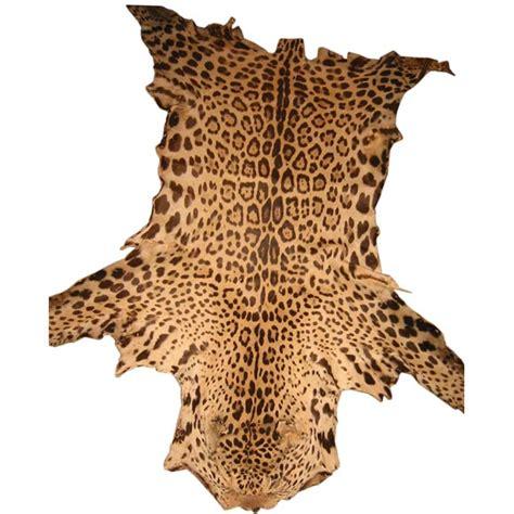 Skin Rug by Vintage Leopard Skin Rug At 1stdibs