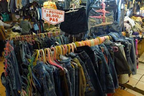 Sepatu Pdh Di Pasar Senen 4 destinasi wisata belanja barang seken berkualitas