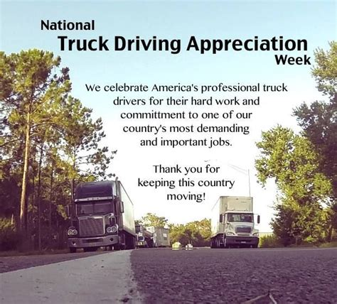appreciation letter to driver 24 best images about trucking quotes on