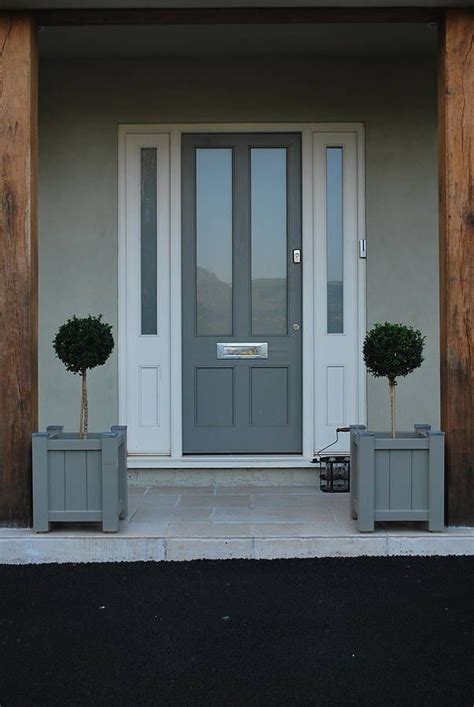 Gray Front Door 25 Best Ideas About Grey Front Doors On Gray Front Door Colors Cottage Front Doors
