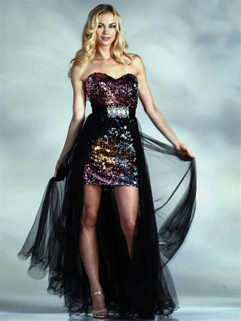 multi color sequin dress multi color sequin prom dresses naf dresses
