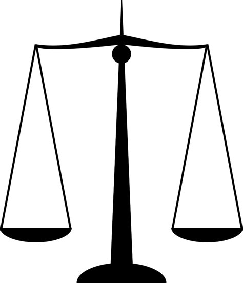 image of a scale file scales of justice svg