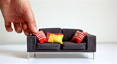 the fashion doll chronicles modern miniature furniture in