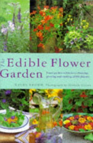 Edible Flower Garden Edible Flowers For Salads