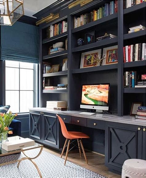 built in desks for home office best 25 office built ins ideas on home office