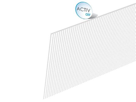 Plasterboard Ceiling Tiles by Acoustic Plasterboard Ceiling Tiles Rigitone Activ Air 174 8