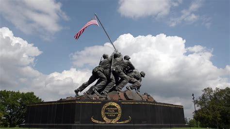 iwo jima memorial washington dc map iwo jima memorial in washington dc stock 11878755