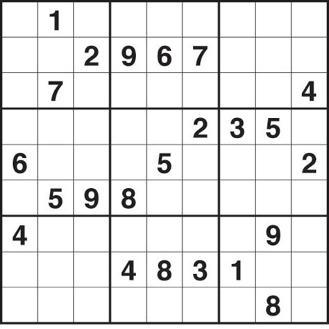 printable sudoku hard 4 per page 6 best images of printable hard sudoku page free