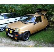 Renault 5 TS Le Car Van Heuliez Prototyp 1979 198330