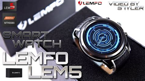 Smartwatch Lemfo extremely cool china smartwatch lemfo lem5 in depth