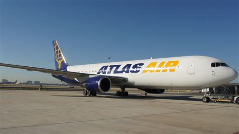 atlas air gets 20 aircraft deal but what of dhl