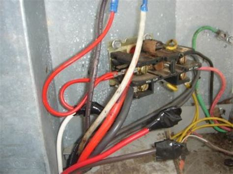 air conditioner fan motor replacement image gallery hvac condenser wiring diagram