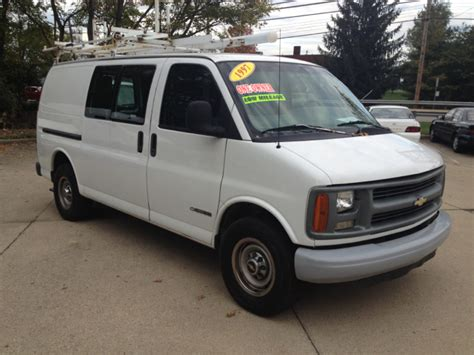car owners manuals for sale 1997 chevrolet express 1500 lane departure warning 1997 chevrolet express for sale carsforsale com