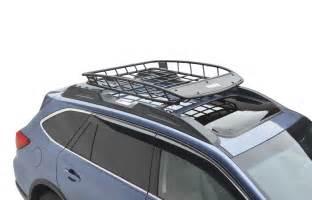 Subaru Forester Roof Basket 2017 Subaru Forester Thule Heavy Duty Cargo Basket Easy