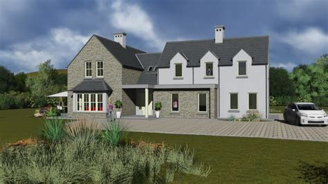Farmhouse House Plan by Irish House Plans Buy House Plans Online Irelands Online