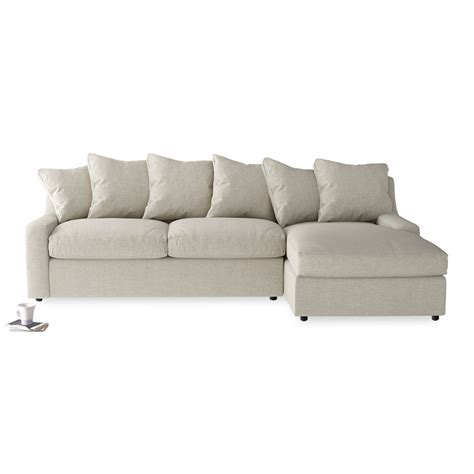 Sofa Cloud by Cloud Chaise Sofa Insanely Comfy Chaise Loaf