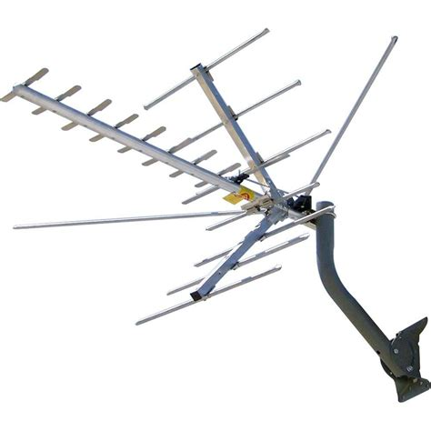 Antena Tv Pf Digital Outdoor channel master compact 45 mile range directional outdoor
