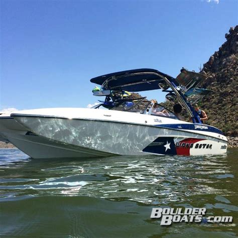 boulder boats phoenix malibu 2013 wakesetter 24 mxz texas edition wheels