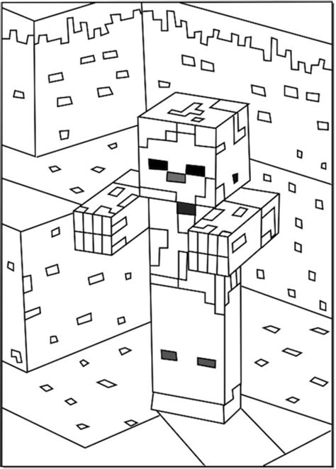 halloween coloring pages minecraft minecraft halloween coloring pages festival collections