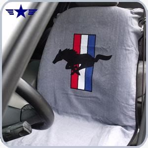 2010 mustang seat covers 2010 2015 mustang grey seat cover