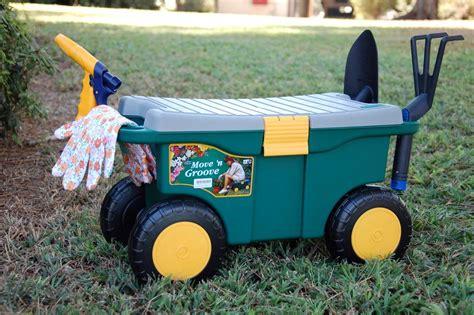 Garden Stools With Wheels by Promotion Price Sit Garden Seat N Roll Easy Lightweight Wheels Garden Stool Ebay