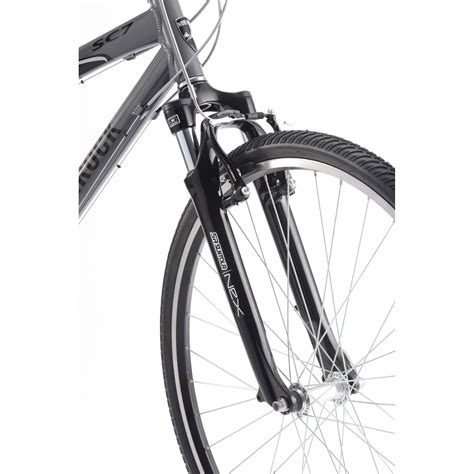 northrock comfort bike 700c northrock sc7 men s comfort bike metallic black