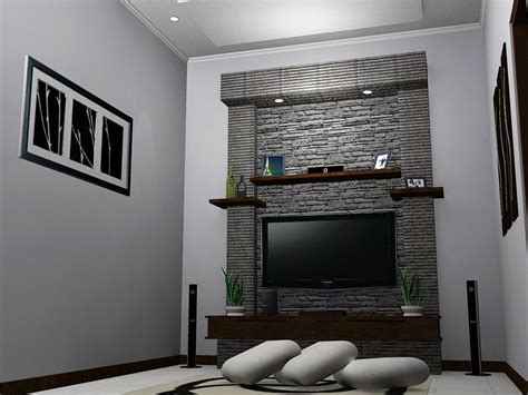relaxing space interior family room tv room modern