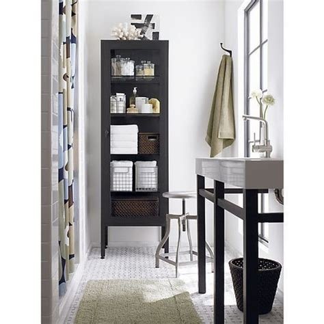 Klingsbo Glass Door Cabinet The Curious Curio Glass Steel Iron Cabinets Decor Styles Source