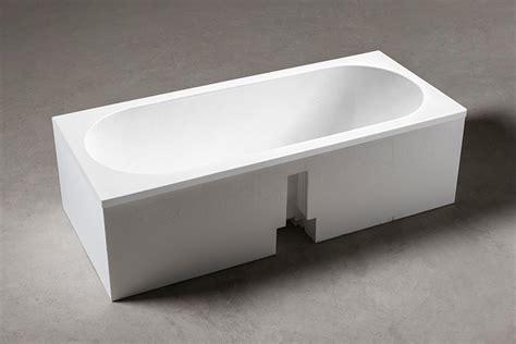 vasca sottopiano vasca sottopiano con bacino ovale da rivestire eclettico