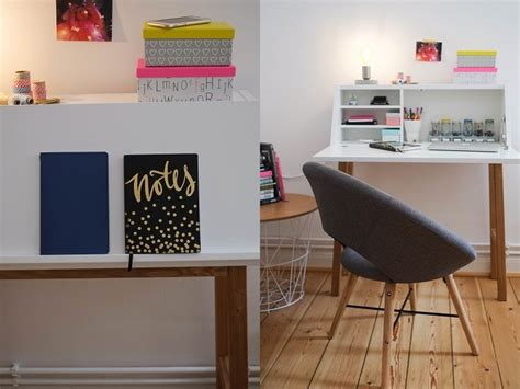 arbeitsplatz im schlafzimmer bedroom makeover skandinavischer arbeitsplatz im