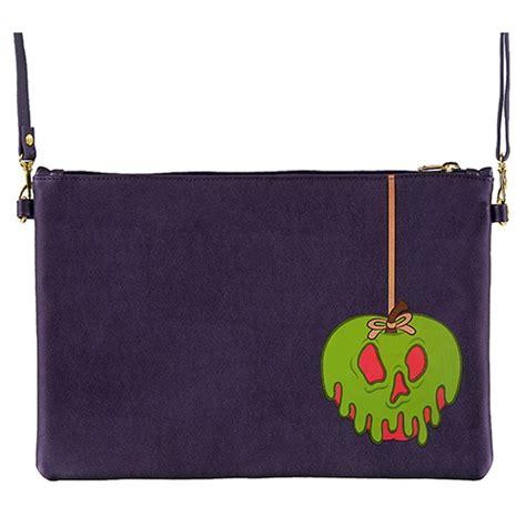 queen purse your wdw store disney crossbody bag snow white evil